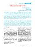 Nghiên cứu chế độ sóng vùng biển từ mũi Cà Mau đến Kiên Giang