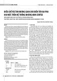 Điều chế vector không gian cho biến tần ba pha hai mức trên hệ thống nhúng Arm Cortex