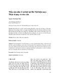 Tiếp cận nhà ở xã hội tại Hà Nội hiện nay: Thực trạng và rào cản