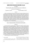 Nghiên cứu kích thích sinh sản ốc bươu đồng (Pila polita)