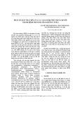 Phân tích sự thay đổi của các Glycoprotein trong huyết thanh bệnh nhân đái tháo đường Type 2