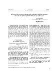 Bổ sung sáu loài Copepoda (Cyclopoida, Harpacticoida) cho khu hệ động vật nổi nước ngọt Việt Nam