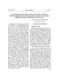 Xác định gien mã hóa Dioxygienaza từ chủng vi khuẩn phân hủy Dibenzofuran Terrabacter SP. DMA phân lập từ đất nhiễm chất diệt cỏ chứa Dioxin tại Đà Nẵng