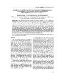 Nghiên cứu chuyển gen nghiên cứu chuyển gen IPT tạo Cytokinin nhằm làm tăng tuổi thọ hoa cẩm chướng (Dianthus caryophyllus L.) nhờ vi khuẩn Agrobacterium tumefaciens
