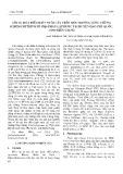 Tối ưu hóa điều kiện nuôi cấy trên môi trường lỏng chủng Schizochytrium SP. PQ6 phân lập được tại huyện đảo Phú Quốc, tỉnh Kiên Giang