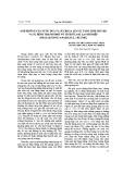Ảnh hưởng của nước dừa và Sucroza lên sự tăng sinh mô sẹo và sự hình thành phôi vô tính loài lan hồ điệp (Phalaenopsis Amabilis (L.) Blume)
