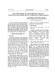Hoạt tính sinh học của dịch chiết bằng Metanol từ một số loài cây thuộc học cúc (Asteraceae) ở tỉnh Lâm Đồng