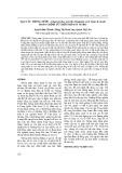 Tạo cây thông nước - Glyptostrobus pensilis (Staunton ex D. Don) K. Koch hoàn chỉnh từ chồi nhân in vitro