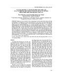 Sự tăng trưởng và tích lũy hợp chất thứ cấp của cây diệp hạ châu đắng nuôi cấy quang tự dưỡng trong điều kiện môi trường giàu CO2