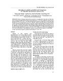 Thu nhận và tinh sạch Phytase ngoại bào từ nấm men Sporobolomyces japonicus (L9)