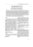 Tối ưu hóa điều kiện nuôi cấy cho vi khuẩn Acetobacter xylinum D9