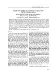 Nghiên cứu sự hình thành mô sẹo và tế bào đơn cây kiwi (Actinidia Deliciosa)