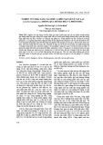 Nghiên cứu khả năng tái sinh và biến nạp gen ở cây lạc (Arachis hypogaea L.) thông qua mô sẹo hóa và phôi Soma