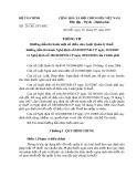 Thông tư số 28/2011/TT-BTC
