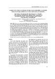 Nghiên cứu nuôi cấy mô sẹo có khả năng sinh phôi và mô phôi Soma sâm ngọc linh (Panax Vietnamensis HA ET Grushv.)