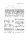 Đặc điểm hình thái và sinh trưởng của cá bột loài cá cơm sọc xanh (Encrasicholina punctifer Fowler 1938)