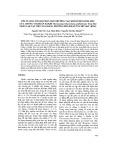 Tối ưu hóa thành phần môi trường tạo khí Hydro sinh học của chủng vi khuẩn kị khí Thermoanaerobacterium Aciditolerans Trau Dat phân lập tại Việt Nam bằng phương pháp đáp ứng bề mặt (RSM)