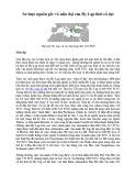 Sơ lược nguồn gốc và niên đại của Hy Lạp thời cổ đại