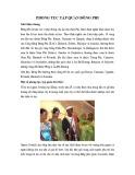 Phong tục tập quán Đông Phi