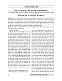 Một cải tiến của phương pháp Timoshenko áp dụng phân tích ổn định thanh thẳng chịu nén đúng tâm