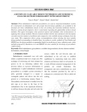 A review of available design techniques and numerical analysis of piled embankment with Geosynthetic