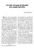 Vài nét về nghi lễ tế miếu của triều Nguyễn