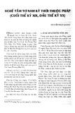 Nghề tằm tơ Nam Kỳ thời thuộc Pháp (Cuối thế kỷ XIX, đầu thế kỷ XX)