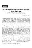 """""""So sánh nhận thức của Lê Văn Hưu và Ngô Sĩ Liên về lịch sử Việt Nam"""" qua cách nhìn của giáo sư sử học Yu Insun"""