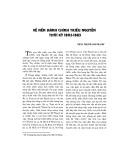 Về nền hành chính triều Nguyễn thời kỳ 1802-1883