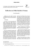 Reflections on Public Health in Vietnam