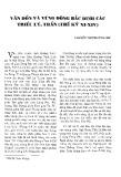 Vân Đồn và vùng Đông Bắc dưới các triều Lý, Trần (thế kỷ XI-XIV)
