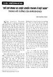 """""""Hồ Chí Minh và cuộc chiến tranh ở Việt Nam"""" trong hồi tưởng của Khrushchev"""