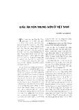 Dấu ấn Tôn Trung Sơn ở Việt Nam