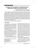 Tác dụng của Fluconazole 2% tiêm dưới kết mạc trong điều trị viêm loét giác mạc do nấm