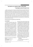 Thai chết lưu và một số yếu tố liên quan