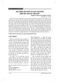 Đặc điểm lâm sàng và cận lâm sàng bệnh mô liên kết hỗn hợp