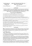 Quyết định số 18/2019/QĐ-UBND tỉnh BếnTre