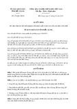 Quyết định số 178/2019/QĐ-UBND tỉnh BắcGiang
