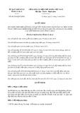 Quyết định số 06/2019/QĐ-UBND tỉnh CàMau