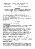 Quyết định số 06/2019/QĐ-UBND tỉnh TràVinh