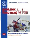 Tạp chí Khoa học và Công nghệ Việt Nam – Số 4A năm 2019
