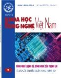 Tạp chí Khoa học và Công nghệ Việt Nam số 7A năm 2019