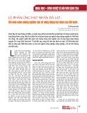 Lò phản ứng hạt nhân Đà Lạt - Nơi ươm mầm những nghiên cứu về năng lượng hạt nhân của đất nước