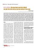 Hòa Bình: Ứng dụng thành công tiến bộ KH&CN vào phát triển chăn nuôi gia cầm theo chuỗi giá trị bền vững