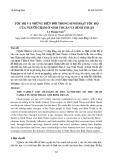 Tộc họ và những biến đổi trong sinh hoạt tộc họ của người Chăm ở Ninh Thuận và Bình Thuận