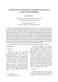 A relevance-theoretic analysis of yeah as a discourse marker