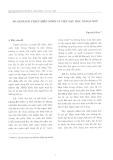 So sánh đối chiếu diễn ngôn và việc dạy học ngoại ngữ