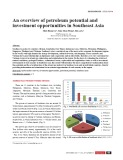 An overview of petroleum potential and investment opportunities in Southeast Asia