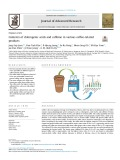 Contents of chlorogenic acids and caffeine in various coffee-related products