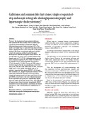 Gallstones and common bile duct stones: single or separatedstep endoscopic retrograde cholangiopancreatography and laparoscopic cholecystectomy?